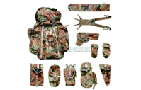 CB10456 Military Backpack
